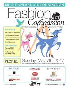 Revised Flyer BAAF Fashion Show 2017-1